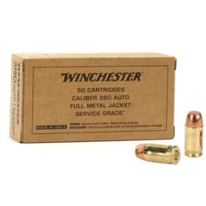 WINCHESTER USA-HANDGUN-SERVICE-GRADE 95 500 Rds