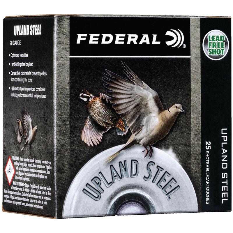 Federal Upland Steel 28 Gauge Ammunition 500 Rds
