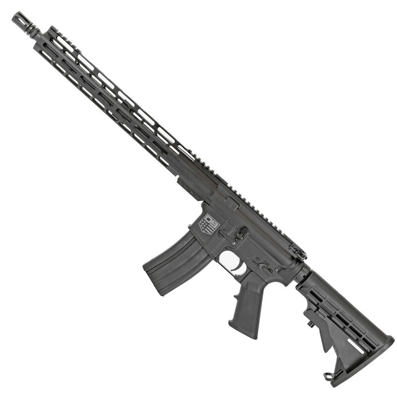 "Diamondback Firearms DB15 AR-15 5.56 NATO Semi Auto Rifle 16"" Barrel 30 Rounds M-LOK Hand Guard Matte Black Finish"