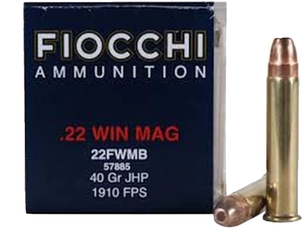 FIOCCHI 22 WMR 500 RDS