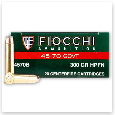 45/70 Government 300gr. Hornady JHP (Goldilocks Load) 500 Rds