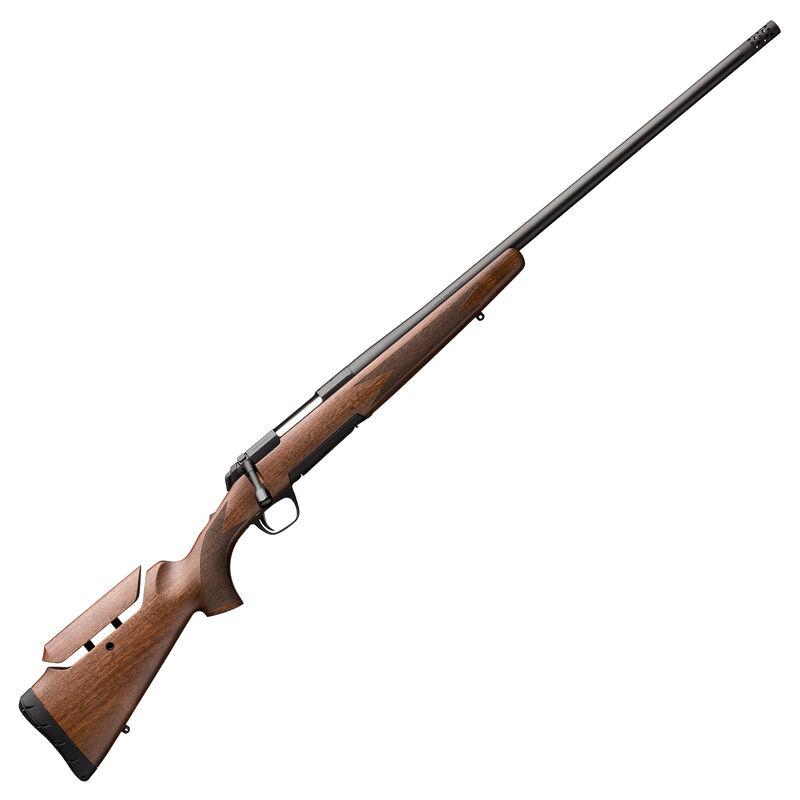 "Browning X-Bolt Hunter LR .300 Win Mag Bolt Action Rifle 26"" Barrel 3 Rounds Detachable Rotary Magazine Walnut Checkered Stock Matte Blued Barrel"