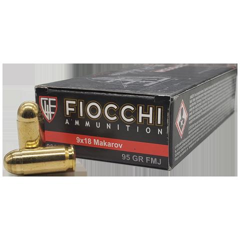 FIOCCHI 45 AUTO AMMUNITION 500RDS