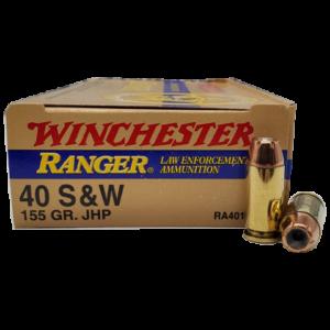 WINCHESTER 40 S&W AMMUNITION