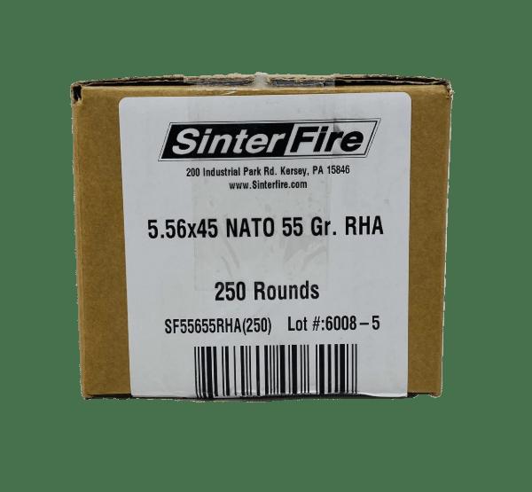 SINTERFIRE 5.56X45MM 500 Rds
