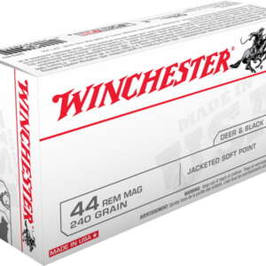 WINCHESTER USA-HANDGUN-MAGNUM 240