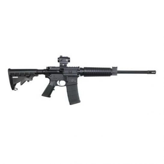 SMITH & WESSON M&P 15 SPORT II .223 REM/5.56 AR-15 RIFLE W/ CT RED/GREEN DOT OPTIC - 12936