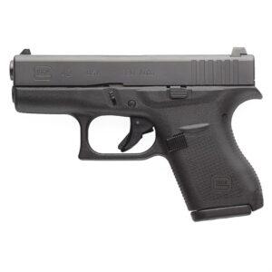 "Glock 42, Semi-Automatic, .380 ACP, 3.25"" Barrel , 6+1 Rounds"