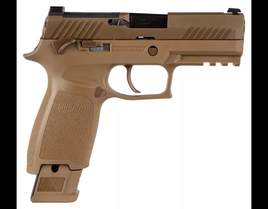 New!Sig Sauer M18 Commemorative Semi-Auto Pistol