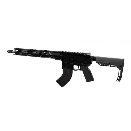 """LEAD STAR ARMS BARRAGE 16"""" 7.62X39 AR-15 RIFLE, BLACK"""