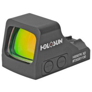 HOLOSUN 1X MICRO RED DOT SIGHT - HS507K-X2