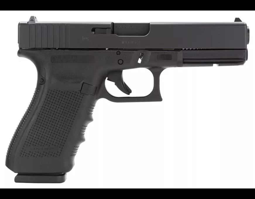 GLOCK 21 Gen4 Semi-Auto Pistol - .45 Automatic Colt Pistol - Round Capacity 13 + 1
