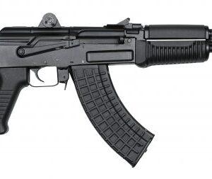 SAM7K-44 Genesis 7.62x39mm Semi-Automatic Pistol with Rear Picatinny Rail