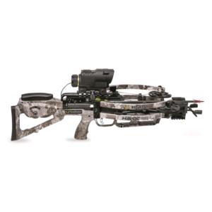 TenPoint Havoc RS440 Crossbow Package with Garmin Xero X1i Scope, Veil Alpine Camo