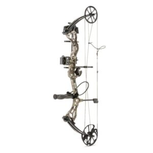 Bear Archery Rant Compound Bow Package, 50-70 lb. Draw