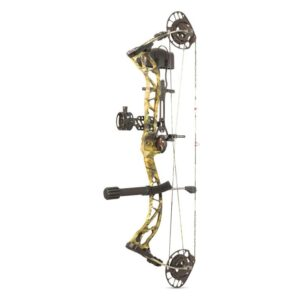 PSE Brute NXT Ready-to-Shoot Compound Bow Package, Right Hand