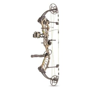 Bear Trace HC Ready-to-Hunt Compound Bow Package, 55-70 lb. Draw Weight, Right Hand